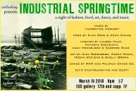 IndustrialSpringtime